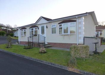Thumbnail 2 bed bungalow for sale in Schooner Park, Cnwc Ylili, New Quay