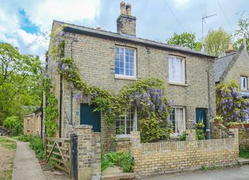 Thumbnail 1 bed semi-detached house for sale in High Street, Horningsea, Cambridge