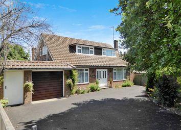 Thumbnail 4 bed detached house for sale in Bullpond Lane, Dunstable