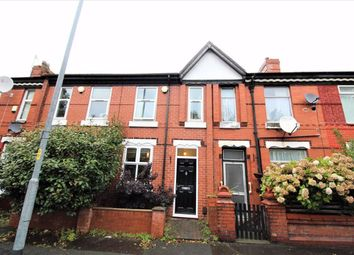 Thumbnail 2 bed terraced house for sale in Thornton Road, Fallowfield, Manchester