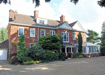 Thumbnail 7 bedroom detached house for sale in Rectory Lane, Watton At Stone, Hertford