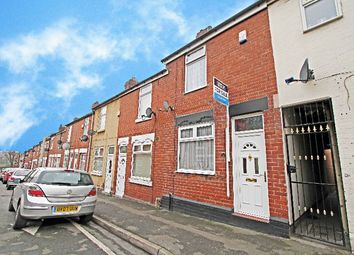 Thumbnail 2 bedroom terraced house for sale in Cavendish Road, Rotherham