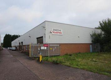 Thumbnail Light industrial for sale in Bradley Lane, Bilston, West Midlands