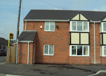 Thumbnail 2 bed flat to rent in New Street, Rawmarsh