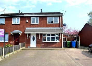 2 bed semi-detached house for sale in Arthur Street, Leigh WN7