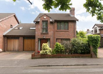Thumbnail 4 bedroom detached house for sale in Malone Park Lane, Belfast