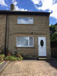 Thumbnail 2 bedroom semi-detached house to rent in Ashenhurst Road, Huddersfield