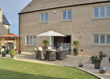 Thumbnail 5 bed detached house for sale in South Cerney, Cirencester