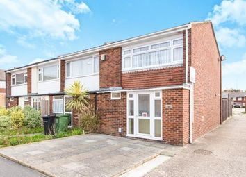 Thumbnail 2 bedroom end terrace house for sale in Watersedge Road, Cosham, Portsmouth