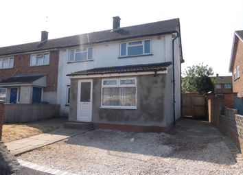 Thumbnail 3 bedroom end terrace house for sale in Bronte Crescent, Llanrumney, Cardiff