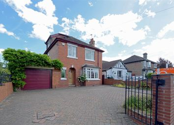 Thumbnail 4 bed detached house for sale in Pengwern Court, Longden Road, Shrewsbury