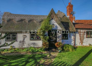Thumbnail 2 bed cottage for sale in Brick Kiln Lane, Great Horkesley, Colchester