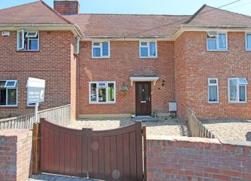 Thumbnail 3 bed terraced house for sale in Fathersfield, Brockenhurst, Hampshire