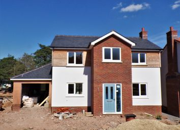 Thumbnail 4 bed detached house for sale in Coly Road, Colyton