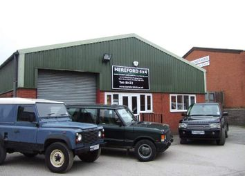 Thumbnail Parking/garage for sale in Unit 8, Hereford