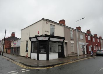 Thumbnail Retail premises for sale in Lord Street, Grimsby