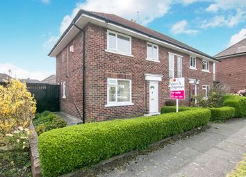 Thumbnail 3 bedroom semi-detached house for sale in Mount Road, Birkenhead