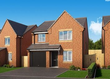 "Thumbnail 4 bedroom property for sale in ""The Elm At Coppice Heights"" at Palmer Road, Dipton, Stanley"