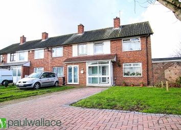 Thumbnail 3 bed end terrace house for sale in Russells Ride, Cheshunt, Waltham Cross