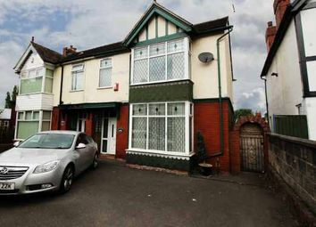 Thumbnail 3 bedroom semi-detached house for sale in Werrington Road, Stoke-On-Trent, Staffordshire