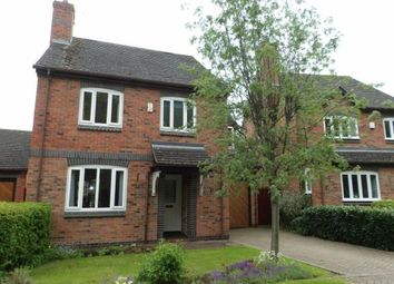 Thumbnail 4 bed detached house for sale in Pocket End, Loughborough, Leicestershire