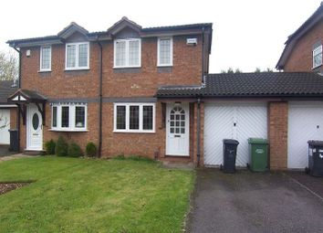 Thumbnail 2 bed semi-detached house to rent in 44 Furness, Glascote, Tamworth, Staffs