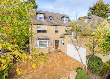 Thumbnail 5 bed detached house for sale in Woodthorpe Manor, Sandal, Wakefield