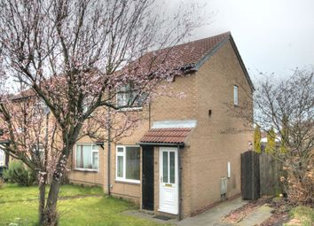 Thumbnail 2 bedroom terraced house for sale in Meadow Rise, Westerhope, Newcastle Upon Tyne