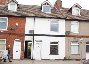 Thumbnail 2 bed terraced house for sale in Priestsic Road, Sutton-In-Ashfield