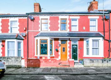 Thumbnail 4 bed terraced house for sale in Cora Street, Barry