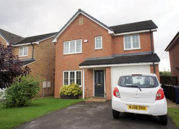 Thumbnail 4 bed detached house for sale in Lyndhurst Bank, Penistone, Sheffield