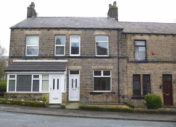 Thumbnail 3 bed terraced house to rent in Cragg View, Silsden, Keighley