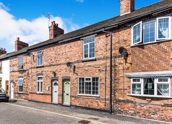 Thumbnail 2 bed terraced house for sale in Alvecote Lane, Alvecote, Tamworth