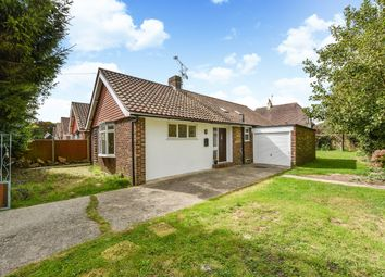Thumbnail 2 bed detached bungalow for sale in Summerhill Close, Felpham