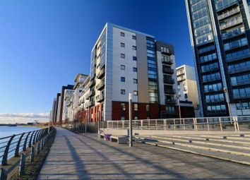 Thumbnail 2 bed flat for sale in Meadowside Quay Square, Glasgow