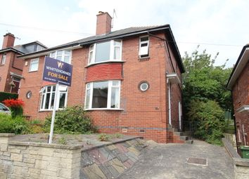 Thumbnail 3 bed semi-detached house for sale in Thorpe House Road, Sheffield