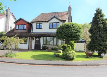 Thumbnail 4 bed detached house for sale in Denys Court, Olveston, Bristol