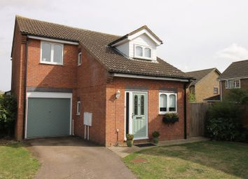 Thumbnail 3 bed detached house for sale in Long Massey, Olney
