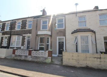 Thumbnail 4 bed terraced house to rent in Longcross Street, Roath, Cardiff