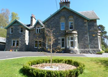 Thumbnail 6 bed detached house for sale in West Terrace, Kingussie