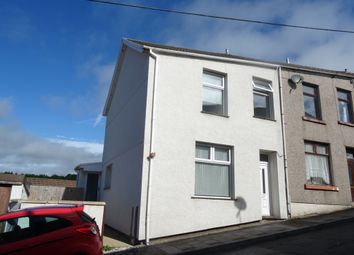 Thumbnail 3 bed end terrace house to rent in Wimbourne Street, Dowlais