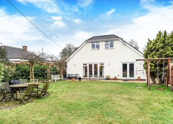 Thumbnail 4 bed detached house for sale in Radley Road, Abingdon