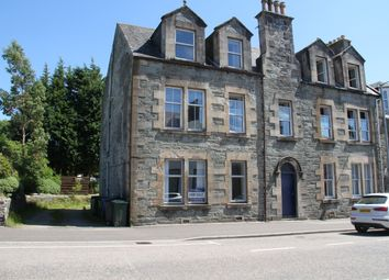 Thumbnail 2 bedroom flat for sale in Argyll Street, Lochgilphead