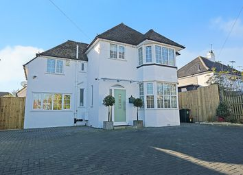 Thumbnail 4 bed detached house for sale in Canterbury Road, Kennington, Ashford