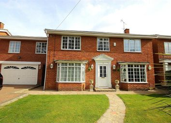 Thumbnail 5 bed detached house for sale in Harwood Gardens, Old Windsor, Berkshire