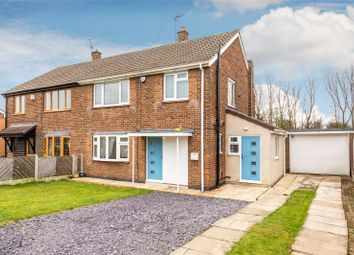 3 bed semi-detached house for sale in The Oval, Beal, Goole, North Yorkshire DN14