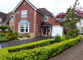 Thumbnail 4 bed detached house for sale in Penterry Park, Chepstow