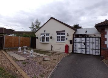 Thumbnail 2 bed bungalow for sale in Bluebell Drive, Leicester, Leicestershire, England