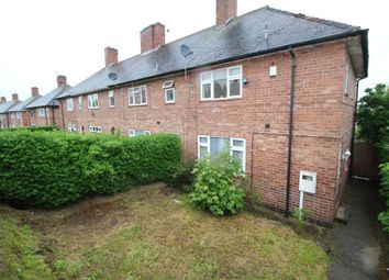 Thumbnail 3 bed terraced house for sale in Harwill Crescent, Aspley, Nottingham