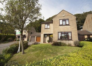 Thumbnail 4 bed detached house for sale in Langport Close, Queensbury, Bradford